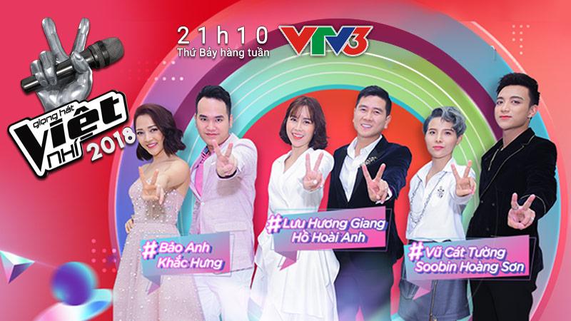 VTV3: Giọng hát Việt Nhí