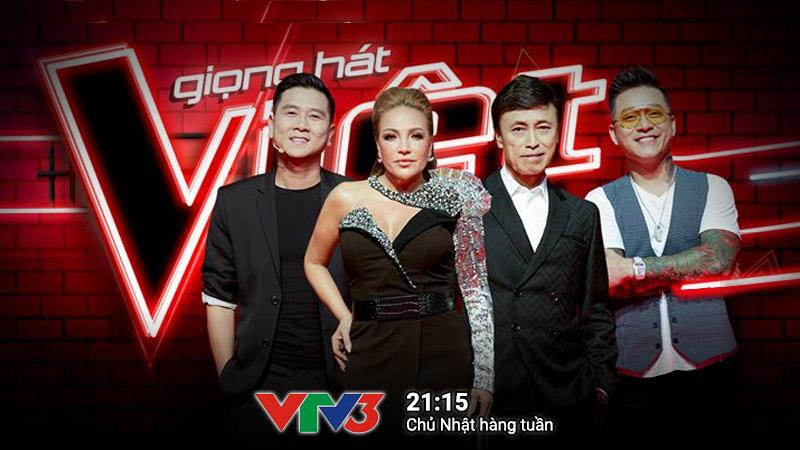 VTV3: Giọng hát Việt 2019