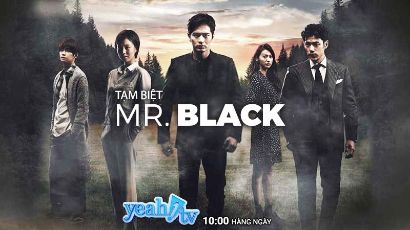 VTVCab17: Tạm biệt Mr Black