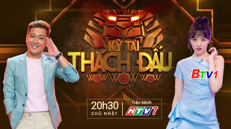 HTV7: Kỳ tài thách đấu