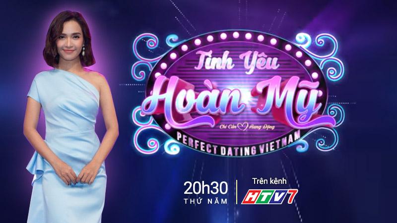 HTV7: Tình yêu hoàn mỹ