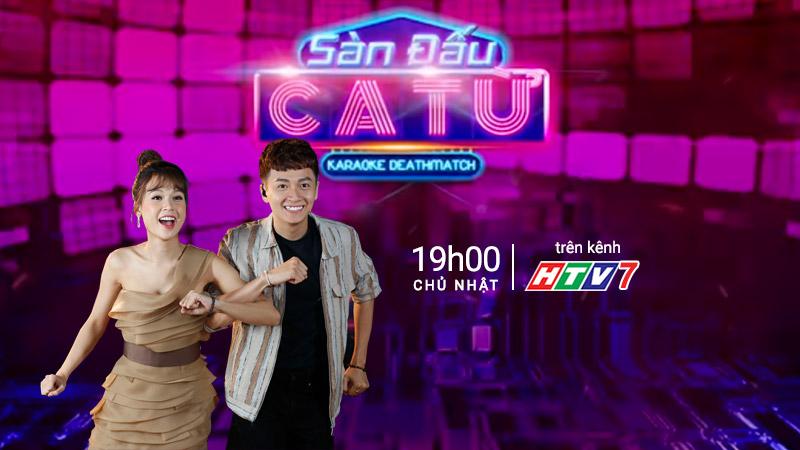 HTV7: Sàn đấu ca từ