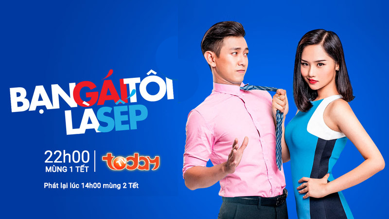 VTC7-TodayTV: Bạn gái tôi là sếp