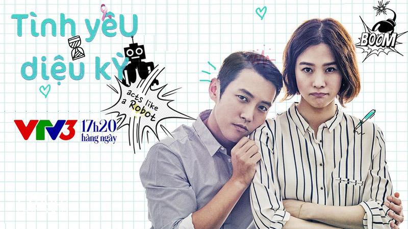 VTV3: Tình yêu diệu kỳ