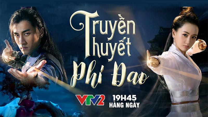 VTV2: Truyền thuyết phi đao