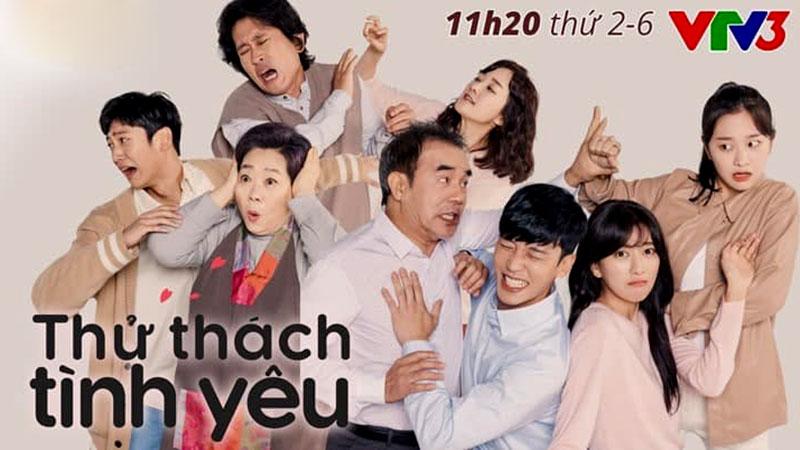 VTV3: Thử thách tình yêu