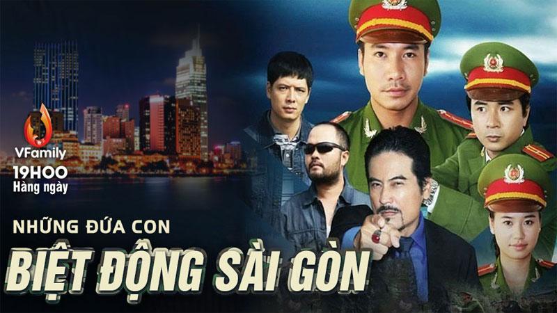 VTVCab20: Những đứa con biệt động Sài Gòn
