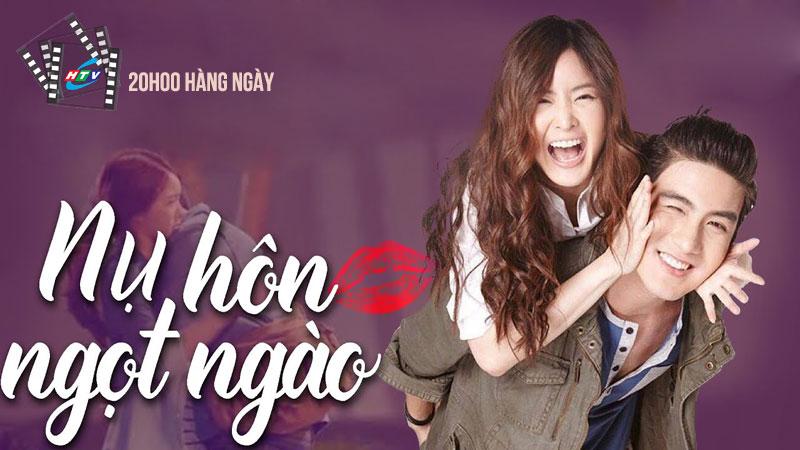 HTVC phim: Nụ hôn ngọt ngào